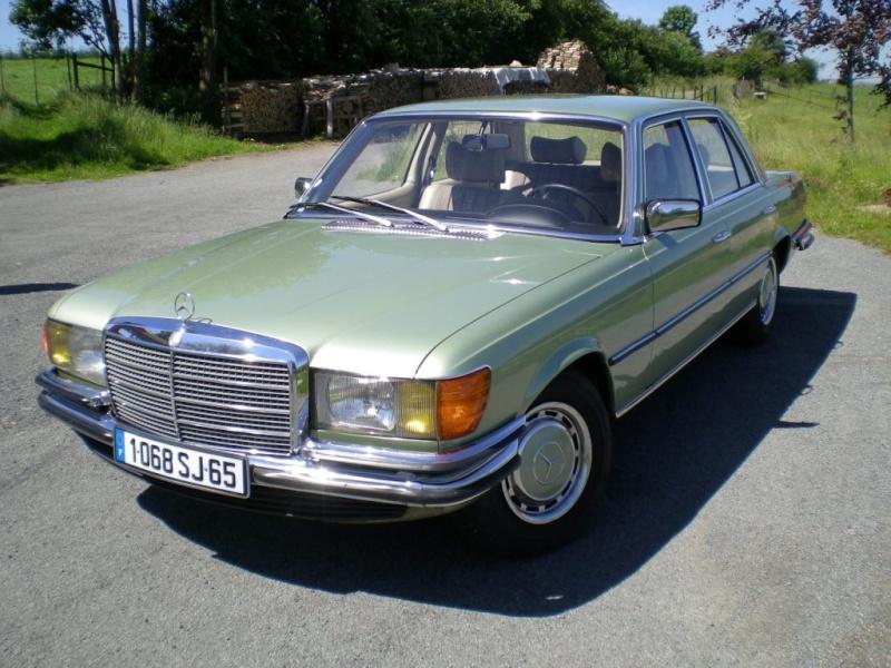 ma 280 SE de 1977 équipée LPG Chez_b10