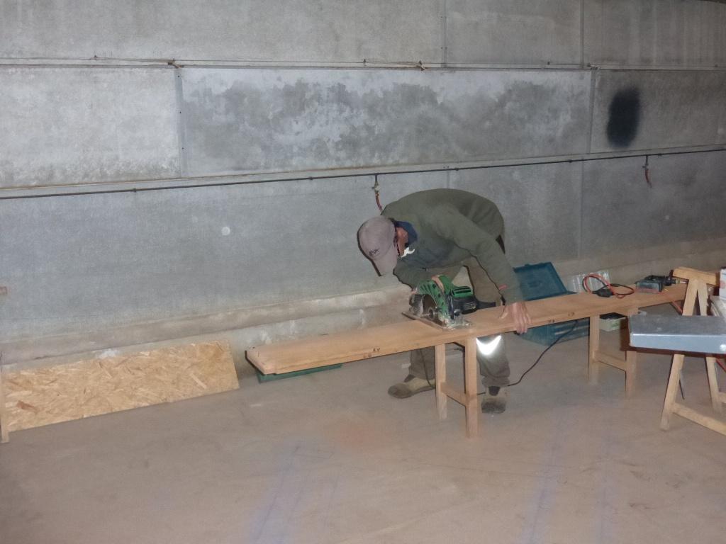 Table et bancs des crabots P1000012