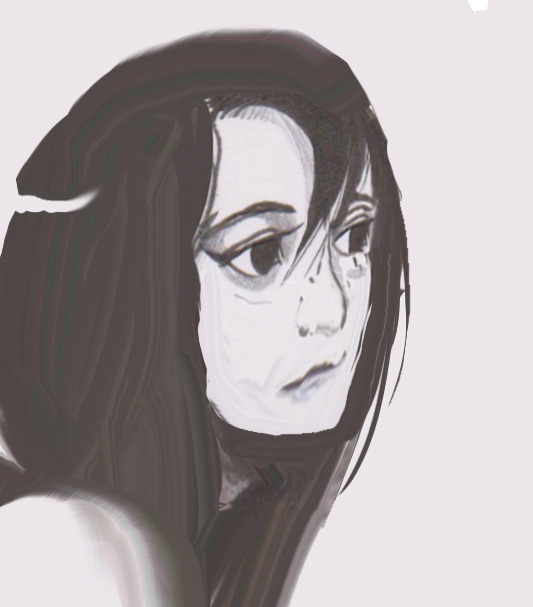 madame triste aux grands yeux noirs [noony4] 00311610
