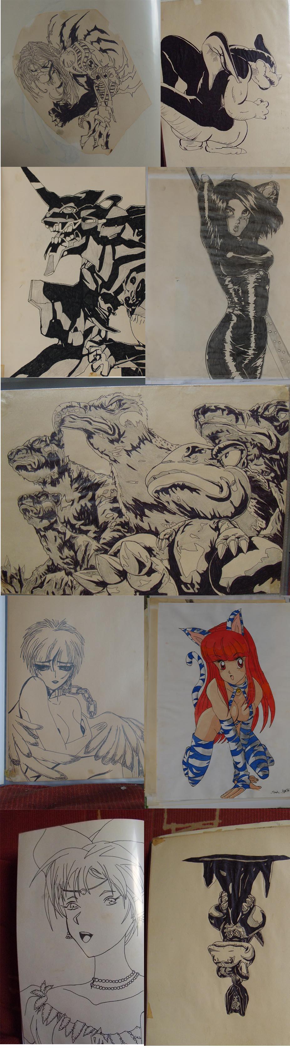 [inspi] Timeline - vos vieux dessins - Page 4 Archiv10