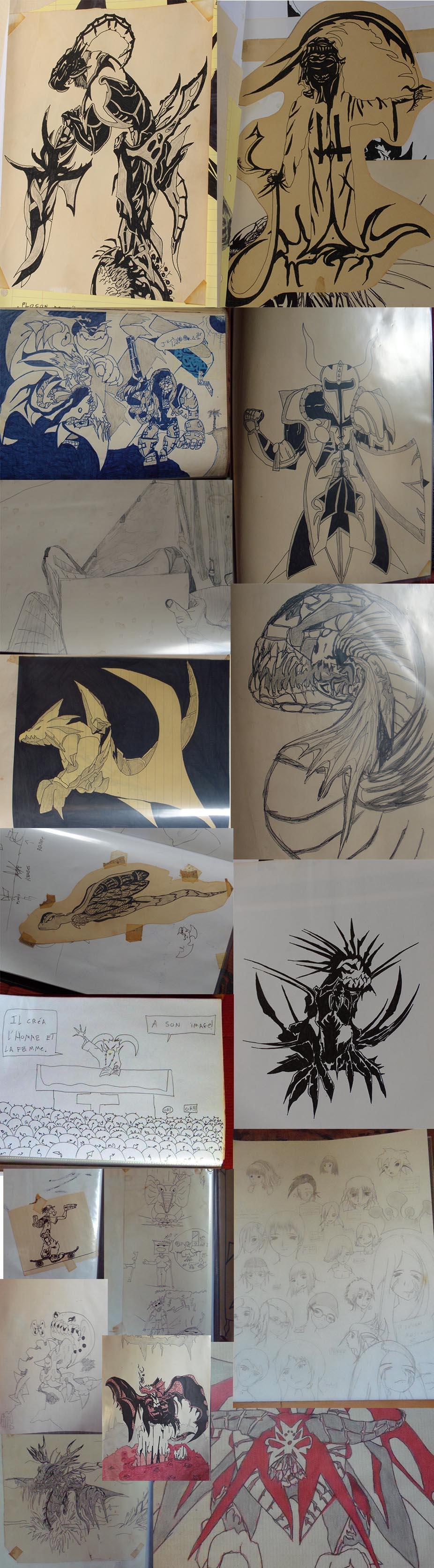 [inspi] Timeline - vos vieux dessins - Page 4 Archiv11
