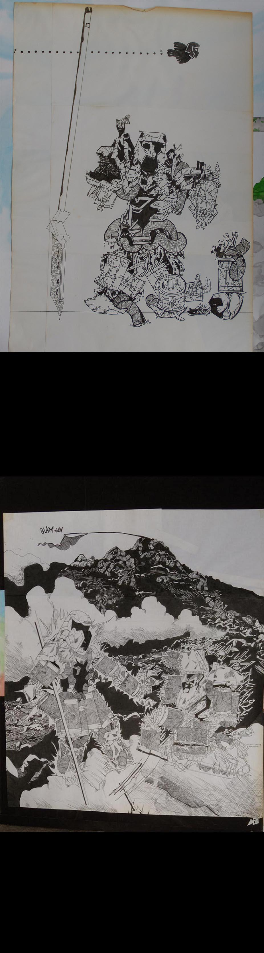 [inspi] Timeline - vos vieux dessins - Page 4 Archiv14