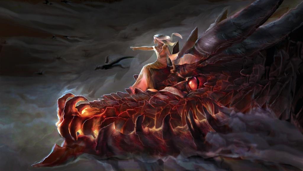Darkness Dragon v2 V6910