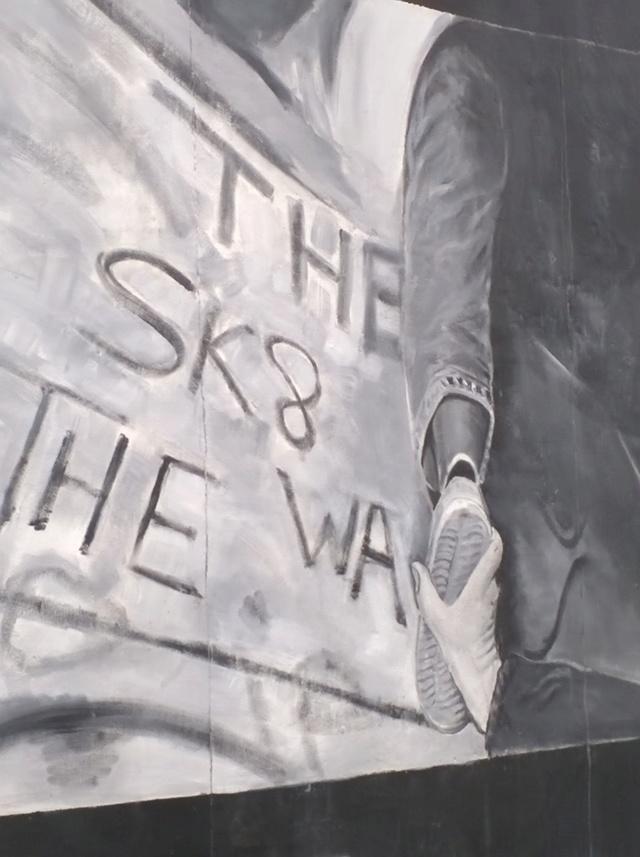 Le mur de Berlin  Wp_20122