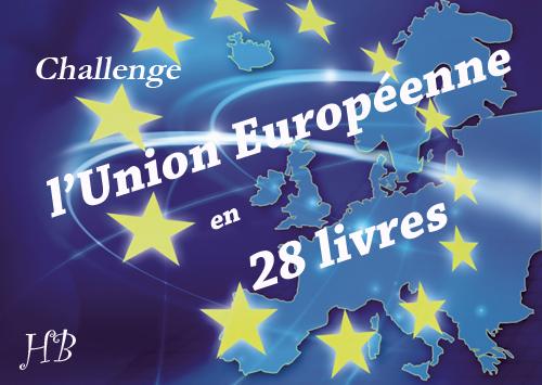 Challenge    -    l'Union Européenne en 28 livres   -   jusqu'à août 2016 Challe11
