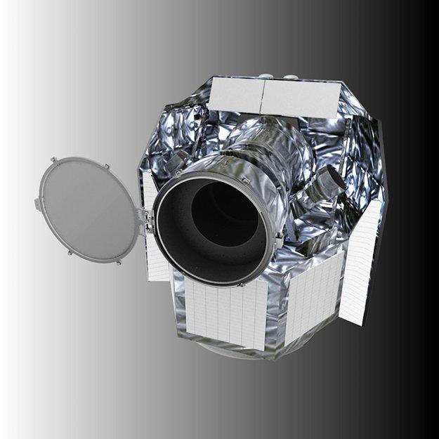 CHEOPS - Mission du télescope d'études d'exoplanètes Cheops10