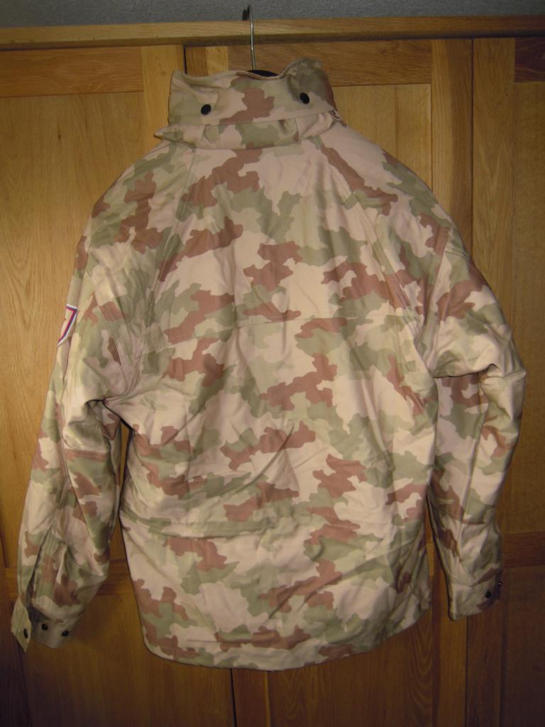 M91 Desert puzzle pattern winter jacket with liner K1024_14