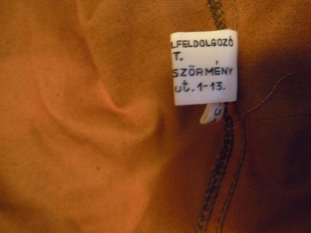 M1949/82 Blouson/short Jacket with hood K640_d16