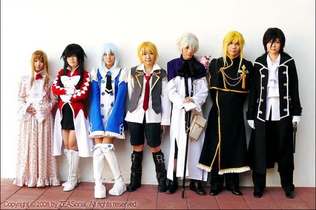 Les cosplay de Pandora Hearts Cospla11