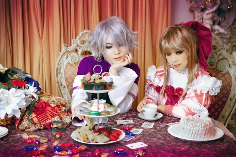 Les cosplay de Pandora Hearts Pandor16