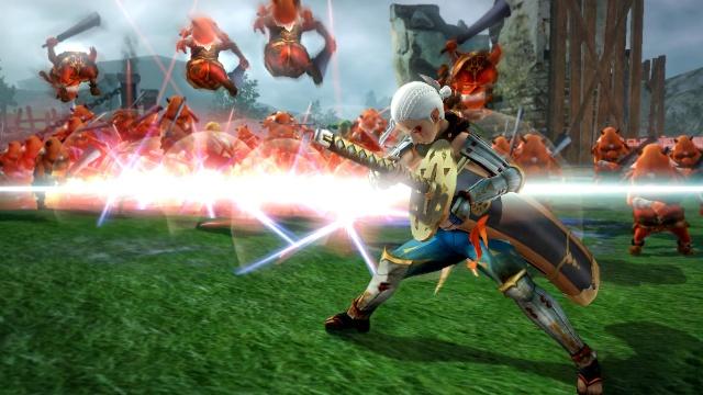 Zelda Musou alias Hyrule Warriors sur Wii U 14008110