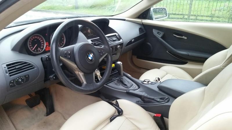 Avis BMW E63 645ci - Page 2 645_210