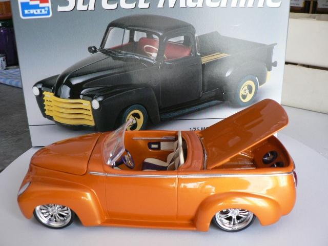 chevrolet 50 roadster 09150110