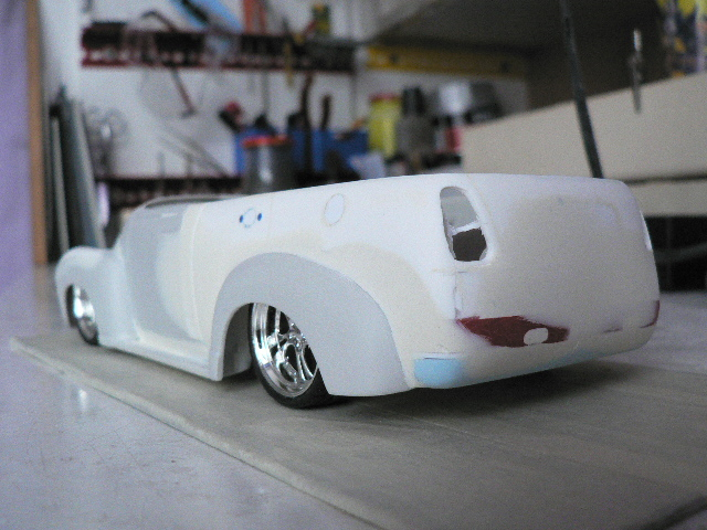 chevrolet 50 roadster 09163210