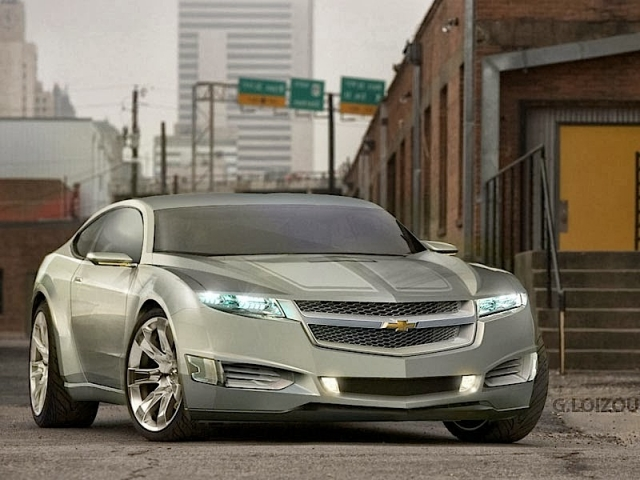 CONCEPT CARS George10