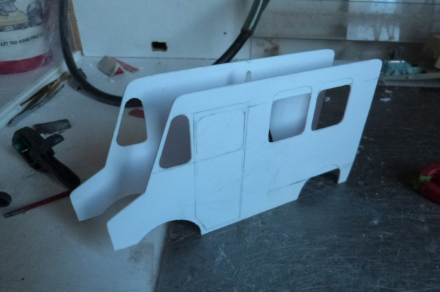 ice cream truck (fourgon) [WIP ... TERMINé P1030515