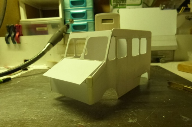 ice cream truck (fourgon) [WIP ... TERMINé P1030524