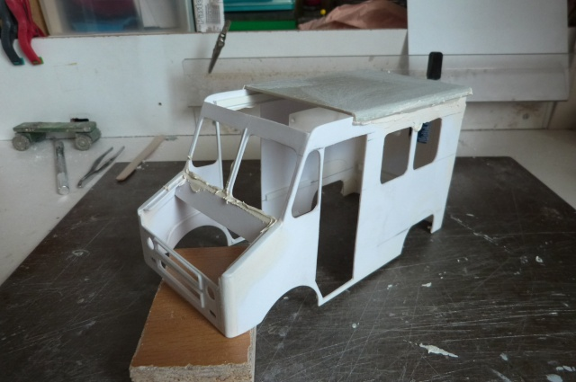 ice cream truck (fourgon) [WIP ... TERMINé P1030612