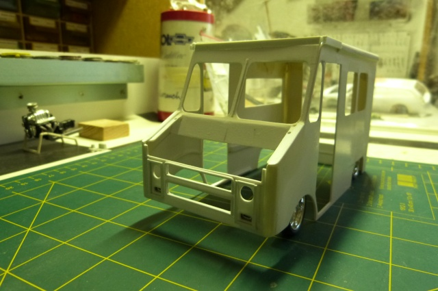 ice cream truck (fourgon) [WIP ... TERMINé P1030622
