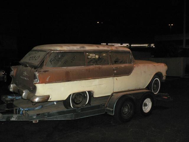 Pontiac 1955 Safari de chez modelhaus   P1220211