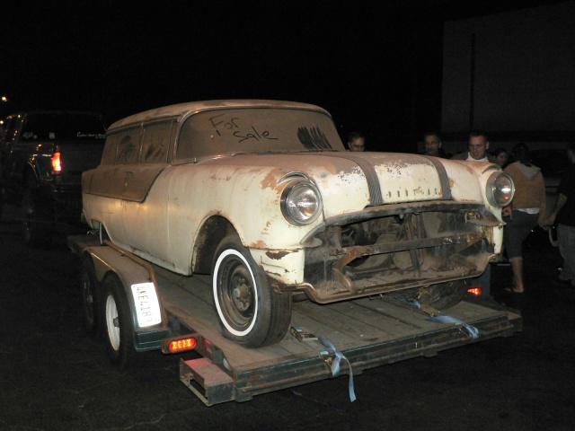 Pontiac 1955 Safari de chez modelhaus   P1220212
