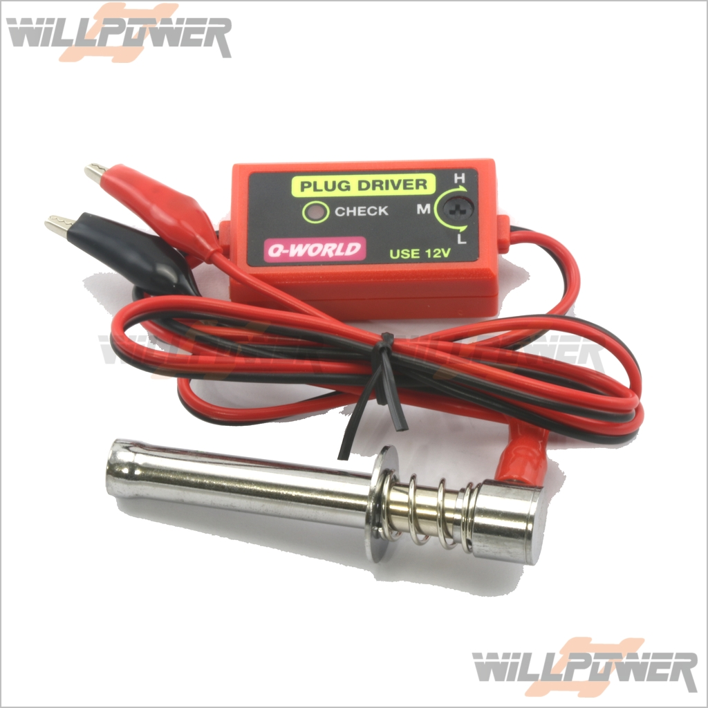Glow Plug Igniter with CONSTANT CURRENT --Oz-- 2fq10