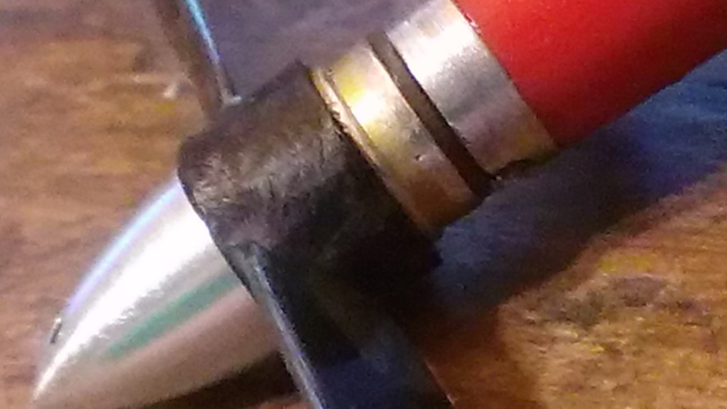 Acceleration ring Cox Tee Dee .010 Imag9324