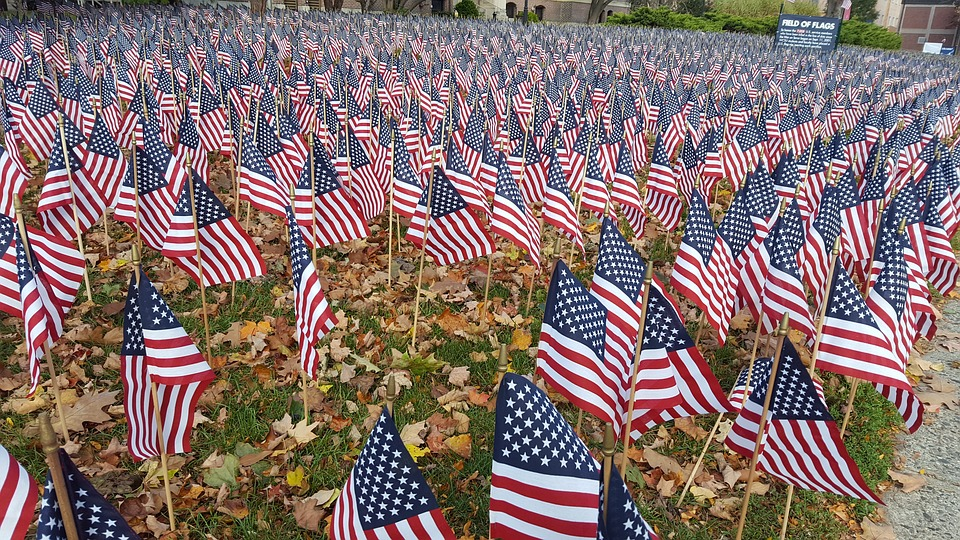CEF Honors All Who Served Patrio10
