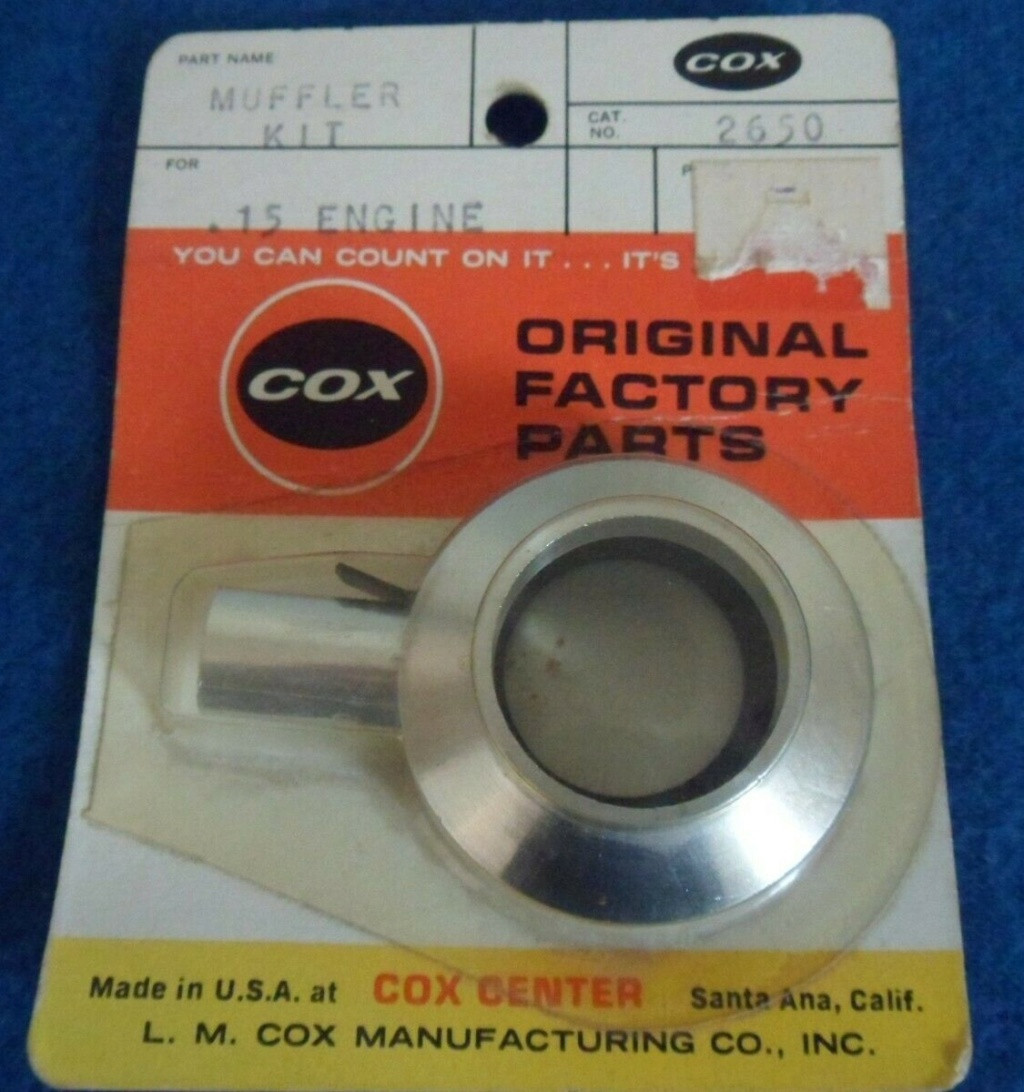 Cox .01 /.02 /.05 /.09 Engines Speed Planes  - Page 24 S-l16016