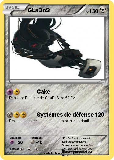 Vos Pokecards! Glados10
