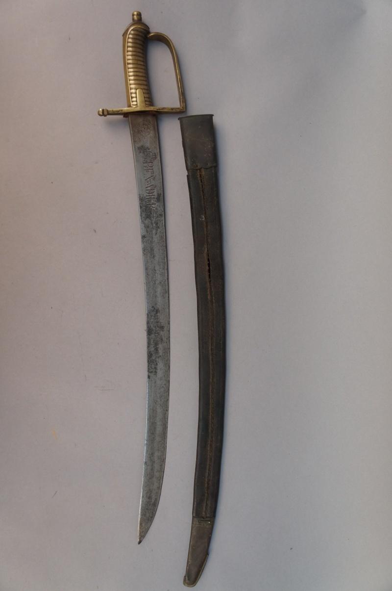 Sabre de Grenadier Mel 1767 -premiéres fabrication 14089616