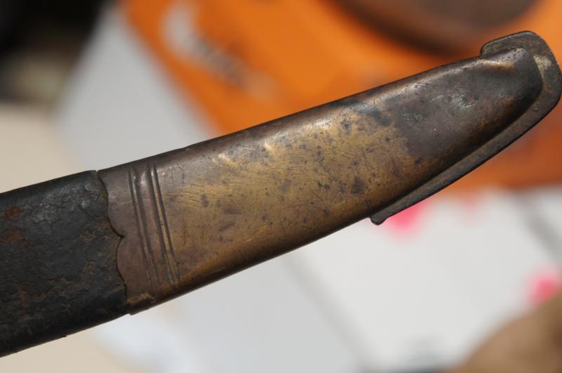 Sabre de Grenadier Mel 1767 -premiéres fabrication Dsc01012