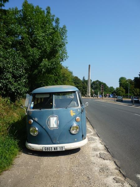 La route bleue en Kombi - Été 2009 P1000515