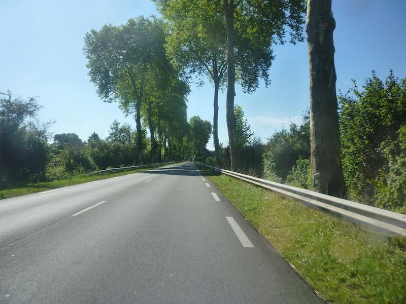 La route bleue en Kombi - Été 2009 P1000615
