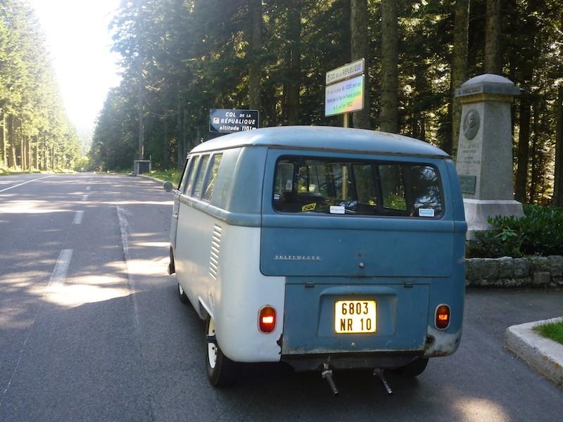 La route bleue en Kombi - Été 2009 P1000619