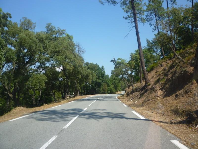 La route bleue en Kombi - Été 2009 P1000628