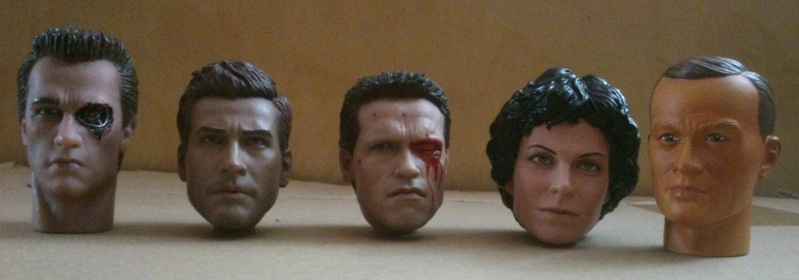 Giga vente de loose! Hot Toys! Blitzway! Customs! Batman! Terminator! Loose_12