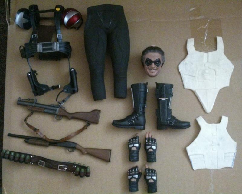 Giga vente de loose! Hot Toys! Blitzway! Customs! Batman! Terminator! Loose_16