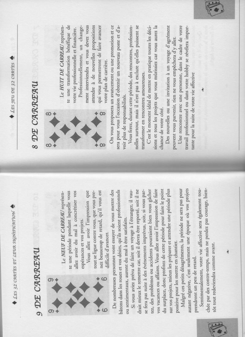 """livre """" votre avenir révélée par la cartomancie """"  1d876f10"""