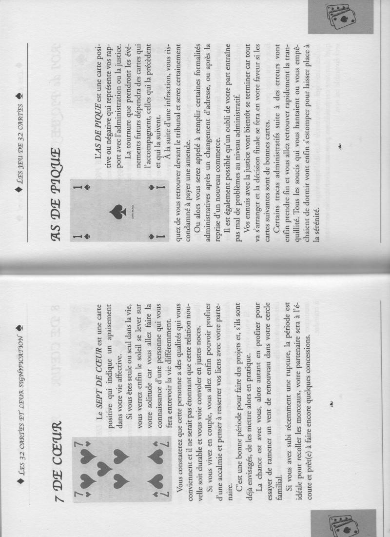 """livre """" votre avenir révélée par la cartomancie """"  7_de_c10"""