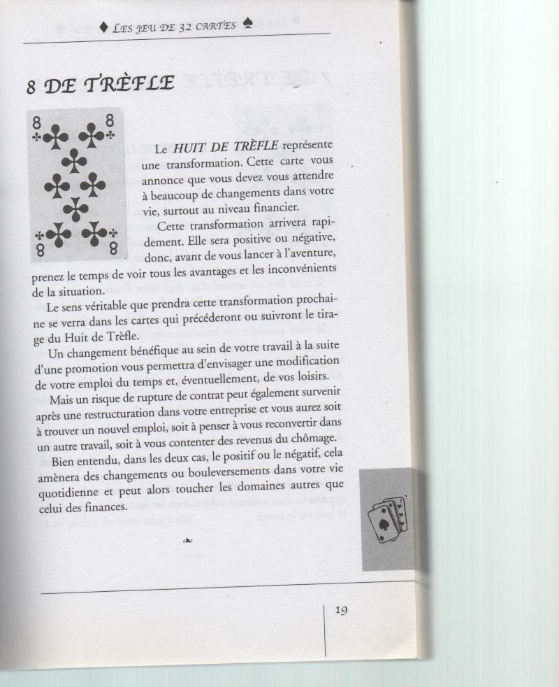 """livre """" votre avenir révélée par la cartomancie """"  8_tref10"""