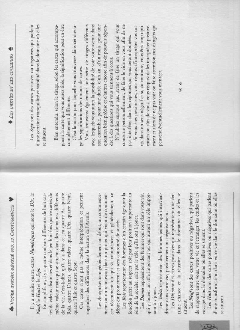 """livre """" votre avenir révélée par la cartomancie """"  Image_11"""