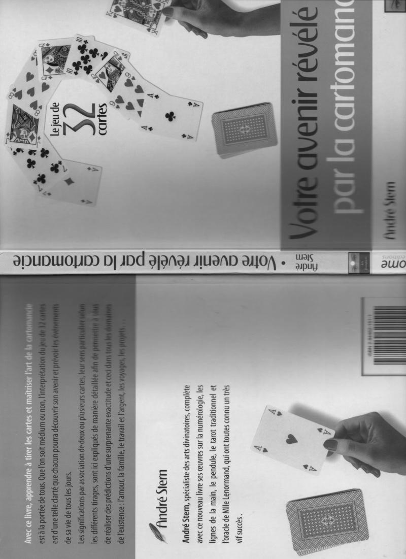 """livre """" votre avenir révélée par la cartomancie """"  Livre10"""