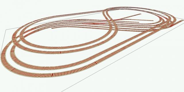 """Idée de construction de petits réseaux pour petits novices en herbe """"""""Acte II""""""""... A3610"""