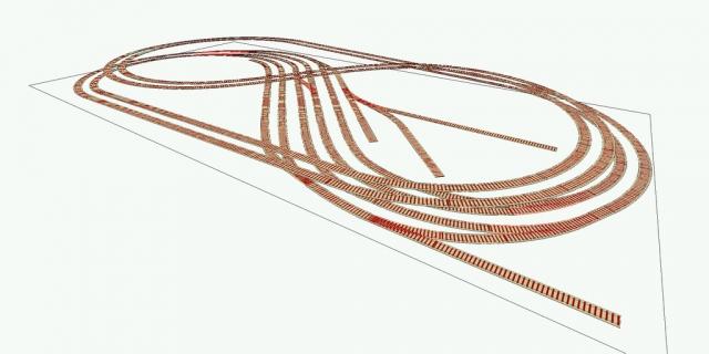 """Idée de construction de petits réseaux pour petits novices en herbe """"""""Acte II""""""""... A3710"""