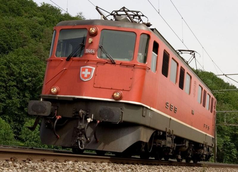 Suisse : Ae 6/6 ( Ae 610 ) ... Ch_ae_10