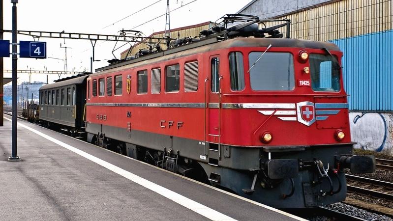 Suisse : Ae 6/6 ( Ae 610 ) ... Ch_ae_12