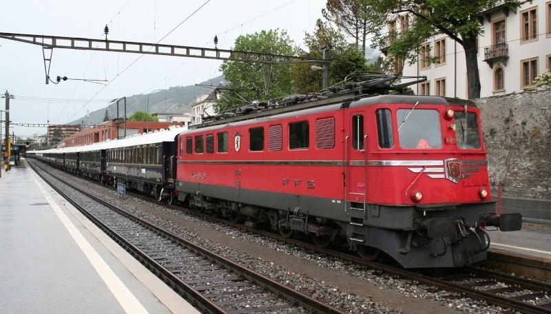 Suisse : Ae 6/6 ( Ae 610 ) ... Ch_ae_14