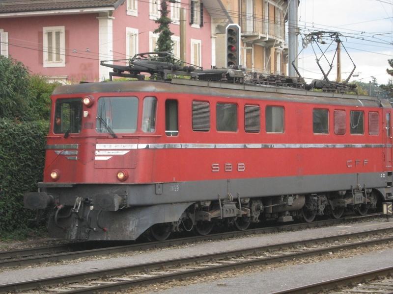 Suisse : Ae 6/6 ( Ae 610 ) ... Ch_ae_17
