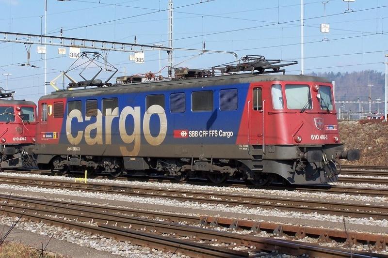 Suisse : Ae 6/6 ( Ae 610 ) ... Ch_ae_18